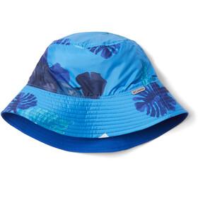 Columbia Pixel Grabber Bucket Hat Niños, azure blue trop